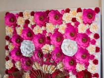 Panou pentru fotografii nunti, saloane infrumesetare