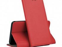 Husa Telefon Flip Book Samsung Galaxy A70 a705 Fashion Red