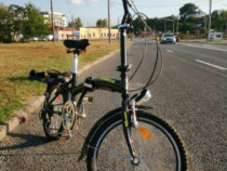Bicicleta pliabila DHS Folding