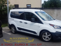 Ford Transit Connect 5 pers , Diesel, Eur 6