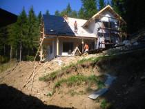Angajam muncitori pentru acoperisuri ,montatori,dulgheri.