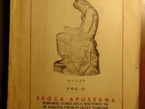 Istoria evreilor, vol II - S. Dubnow (1946)