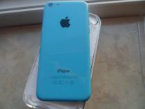 IPhone 5c Blue Albastru in cutie in stare foarte buna 16 GB
