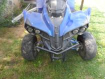 ATV 125 cc , inmatriculat