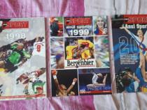 Almanah Anul sportiv 1998 , 1999, 2000