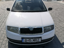 Skoda Fabia 2004, 1.9 SDI, diesel - motorina