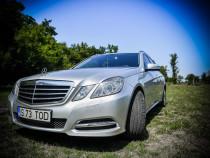 Mercedes-benz e 220 model avantgarde luxe