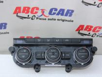 Panou climatronic VW T-Roc cod: 5G0907044CT model 2019