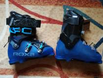 Clapari ski Roxa EVO 90, albastru, 28.5(la jumatate de pret)