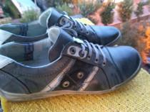 Pantofi piele Kacper mar.43 (28 cm)