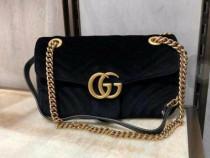 Set firmă (geanta si curea),new model, saculet inclus