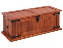 Cufăr de depozitare, lemn masiv de salcâm (247240)
