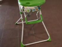 Masuta cu scaunel de mancat pentru bebe