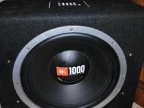 Inchiriez subwoofer JBL 1000W,+amplificator 800W