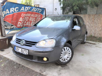 Vw golf 5 , 1,4i = rate fixe , egale , fara avans , clima