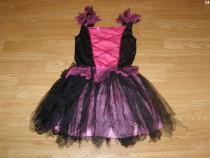 Costum carnaval serbare vrajitoare 10-11-12 ani