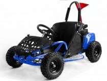 Atv Go Kart BEMI mini Buggy 80cc OHV 4T ALBASTRU