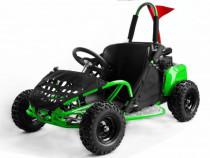 Go kart bemi mini buggy 80cc ohv 4t verde