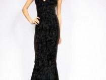 Rochie neagra de seara Atmosphere (am Zara, Mexton, BBY, Ve