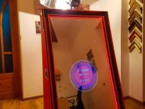 Oglinda magica de închiriat
