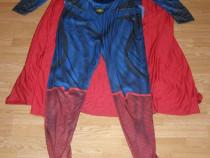 Costum carnaval serbare superman pentru adulti marime XL