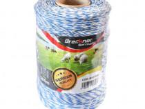 Rola fir alb-albastru fi3mm gard electric