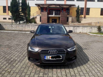 Audi A4 b8-AN 2014-Line Assist-Distronic
