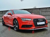 Bodykit tuning sport Audi A7 4G8 S-line FL 2014-2017 v1