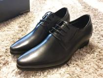 Pantofi barbati inaltatori cu +8 cm marca Chamaripa