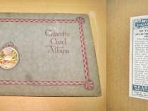 A941-I-Album reclame carduri Will's Tigarete vechi interb...