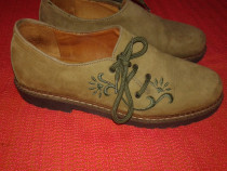 Pantofi bavarezi tirolezi octoberfest 37.5 -38