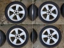 Jante 17 cu anvelope Pirelli M+S,Passat CC,Golf 5,6,7,Audi