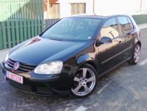 Volkswagen Golf V United, an 2006,1.9 TDI, jante 18'' + 16''