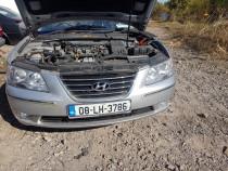 Dezmembrez Hyundai Sonata 2.0 crdi E4 140 cp 103 kw D4EA