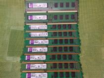 Rami DDR3 Kingston kituri 2x2 GB 1333 mhz