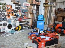 Proiecte Start up masini constructii metalice