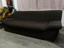 Canapea fixa 4 persoane impecabila