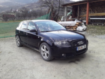Audi A3 Sportback S-Line 2007