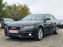 Audi A4, 2009, 2.0 diesel, posibilitate = rate =