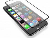 Folie sticla securizata iPhone 6 Plus, full body 3d, tempere