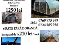 Kit Solar Profi-Otel Zincat KZ 6 ( 6 m lungime x 4 m latime)