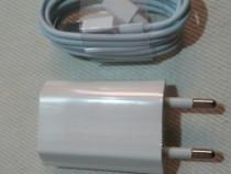 Iphone accesorii incarcator + cablu