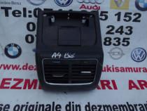 Grile bord Audi A4 B8 2008-2015 grile centrale dezmembrez A4