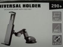 Stand universal auto tablete-telefoane mobile-gps (nou)