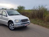 Mercedes benz 2005 ML 270 CDI Facelift Final Edition!