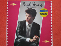 Vinil Paul Young - No Parlez -made in Holland 1983