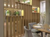 Amenajări interioare cu lemn