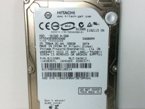 "HDD Laptop 2.5"" SATA 160 GB Hitachi 5400 RPM 8 MB healt 100%"