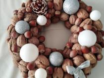 Aranjament Crăciun hand made calitate.