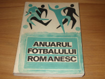 Anuarul fotbalului romanesc ( 1909 - 1967 ) - foarte rara *